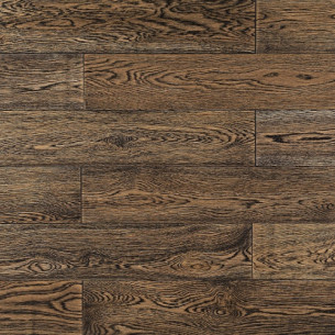 Массивная доска Amber wood, Дуб Коттедж 120мм, арт. DK12018