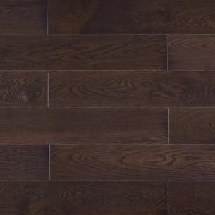 Массивная доска Amber wood, Дуб Кофе 90мм, арт. DKO9018