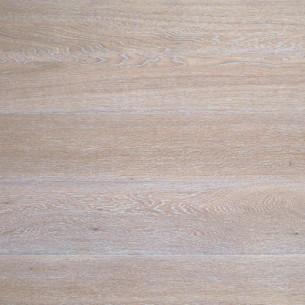 Массивная доска Amber wood, Дуб Ваниль 90мм, арт. DV9018